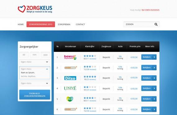 wordpress website development screenshot 3