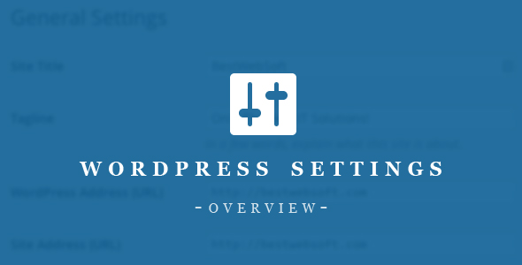 Getting Started With WordPress Dashboard