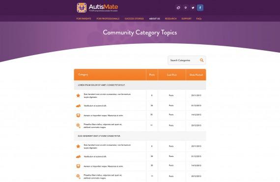 website design screenshot 4
