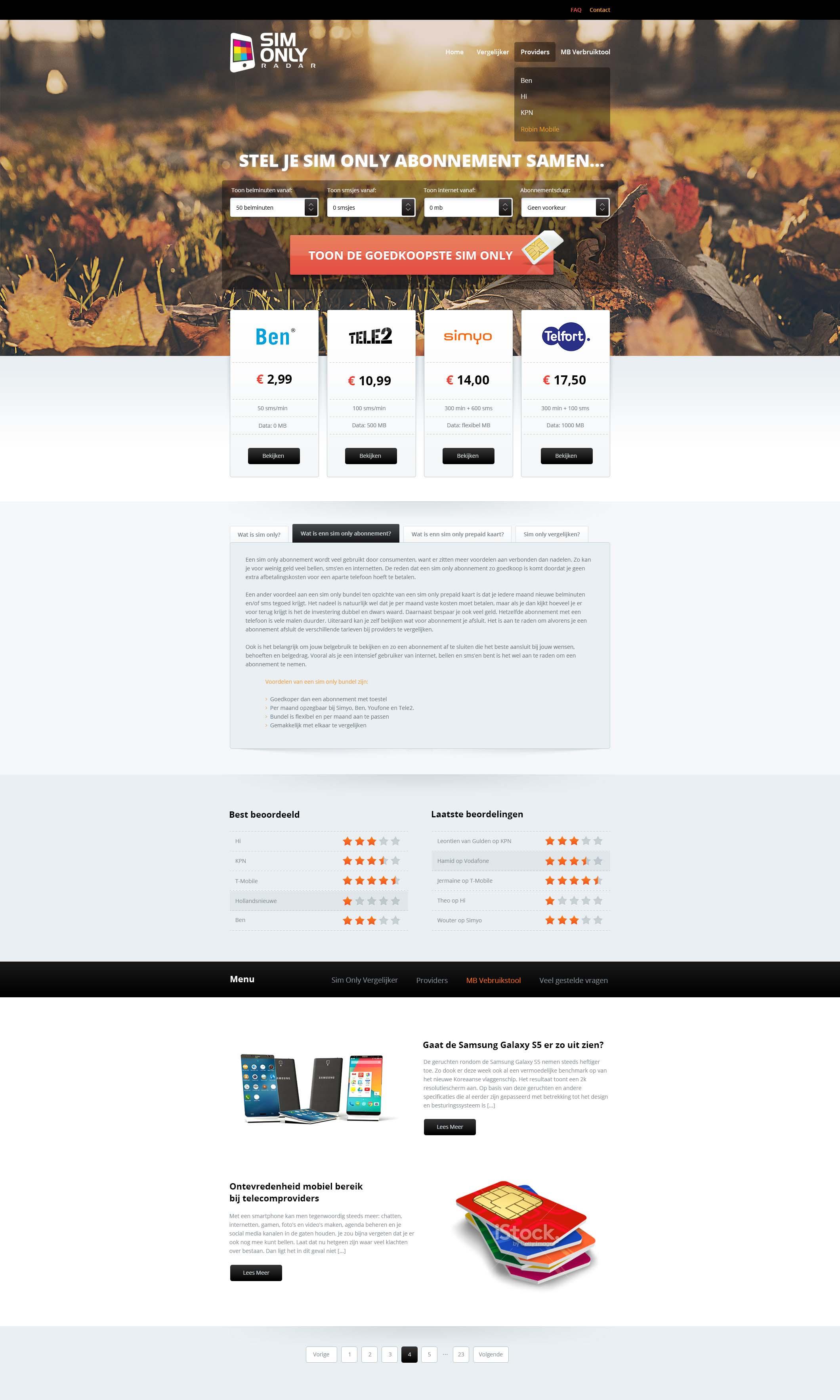 website design and development screenshot 4
