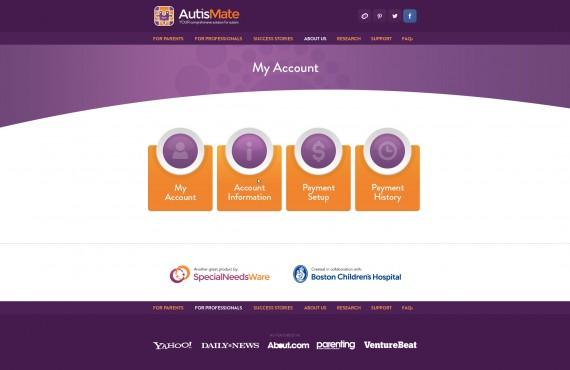 website design screenshot 10