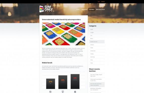 website design and development screenshot 2