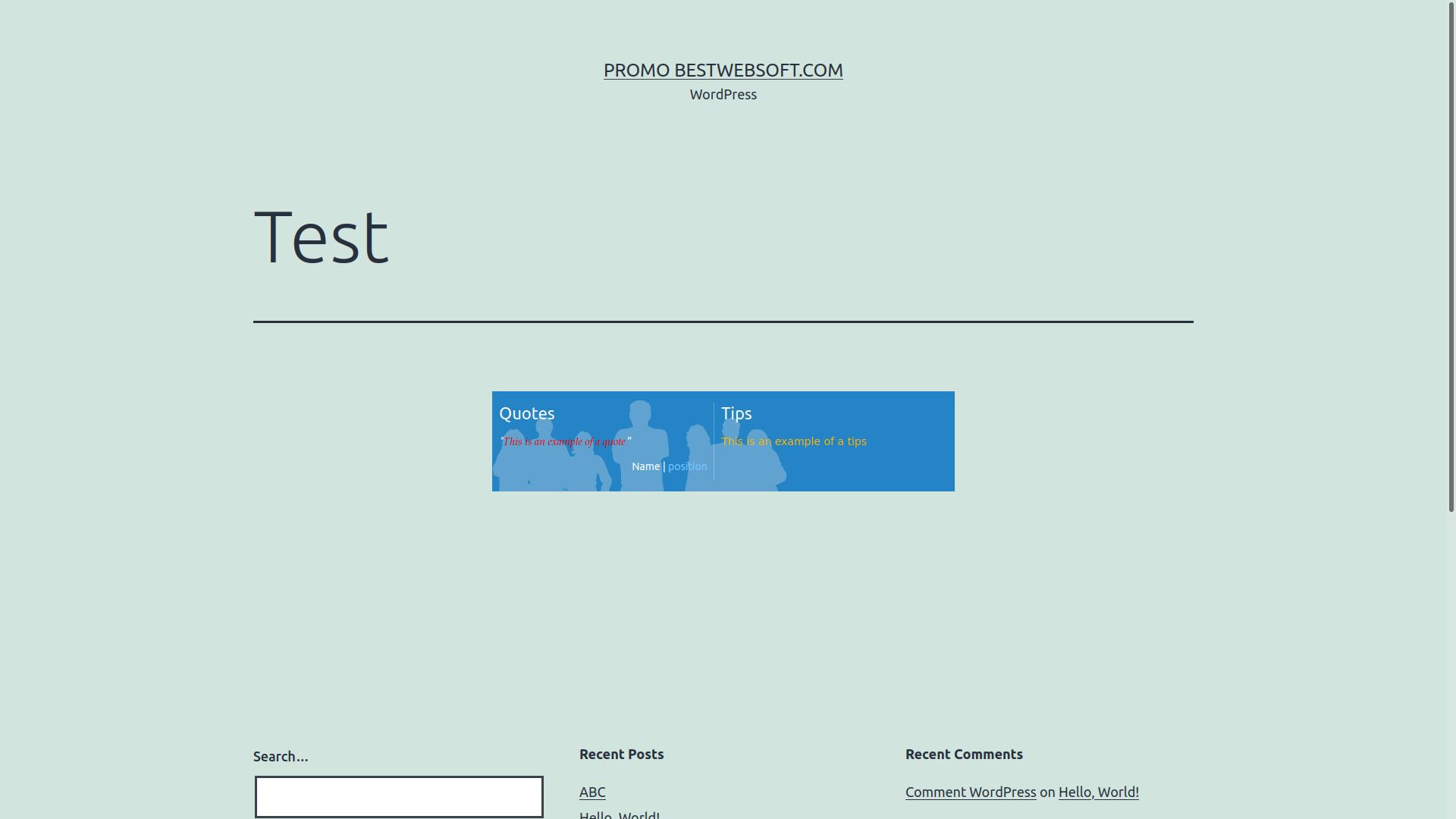 bestwebsoft's like & share screenshot 5