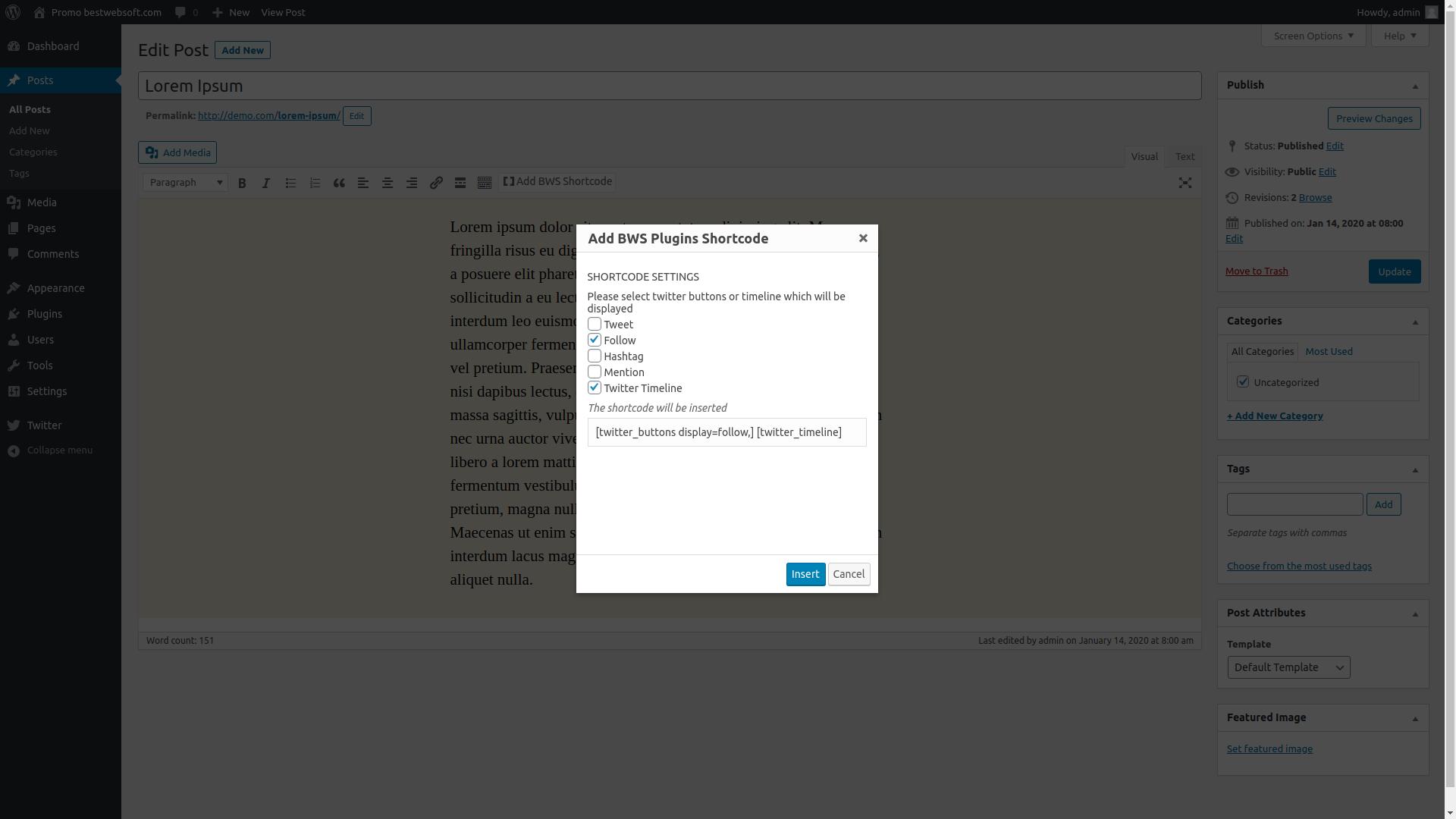 bestwebsoft's twitter screenshot 3