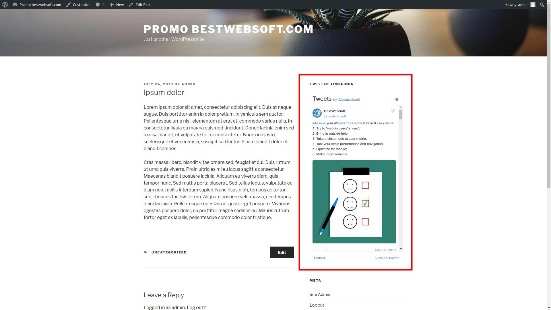 bestwebsoft's twitter screenshot 5