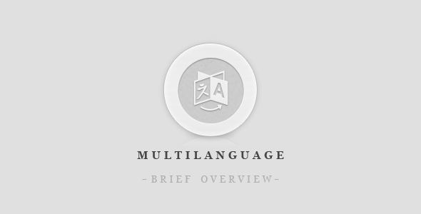 Multilanguage WordPress Plugin Brief Overview
