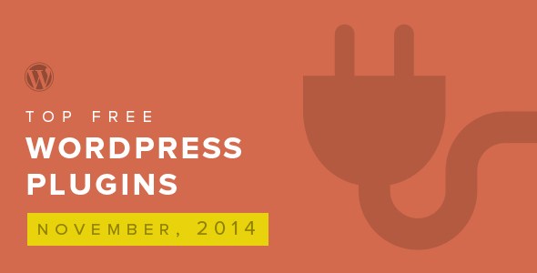 top-free-wordpress-plugins-november-2014