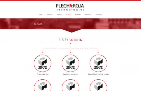 website revamp (bootstrap 3) screenshot 2