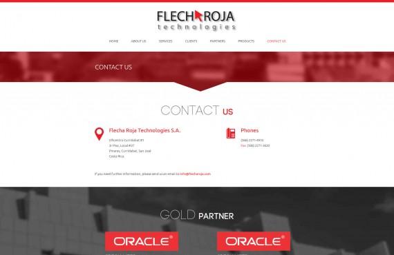 website revamp (bootstrap 3) screenshot 3
