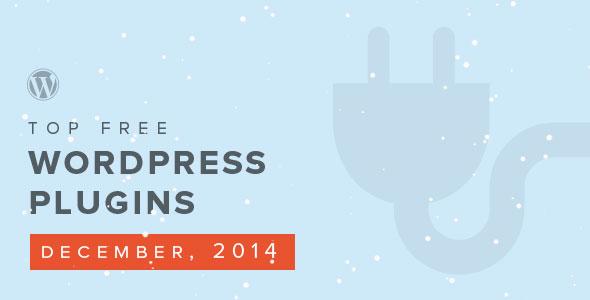top-free-wordpress-plugins-december-2014