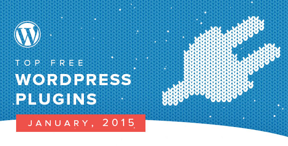 top-free-wordpress-plugins-of-the-month-january-2015