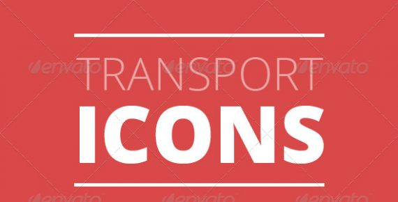 transport icons – premium vector iconset screenshot 1