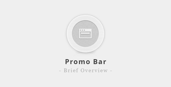 promobar-plugin-brief-overview