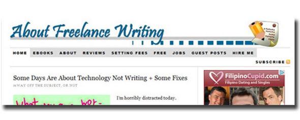 Aboutfreelancewriting-blog