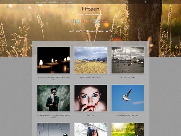 fifteen-theme