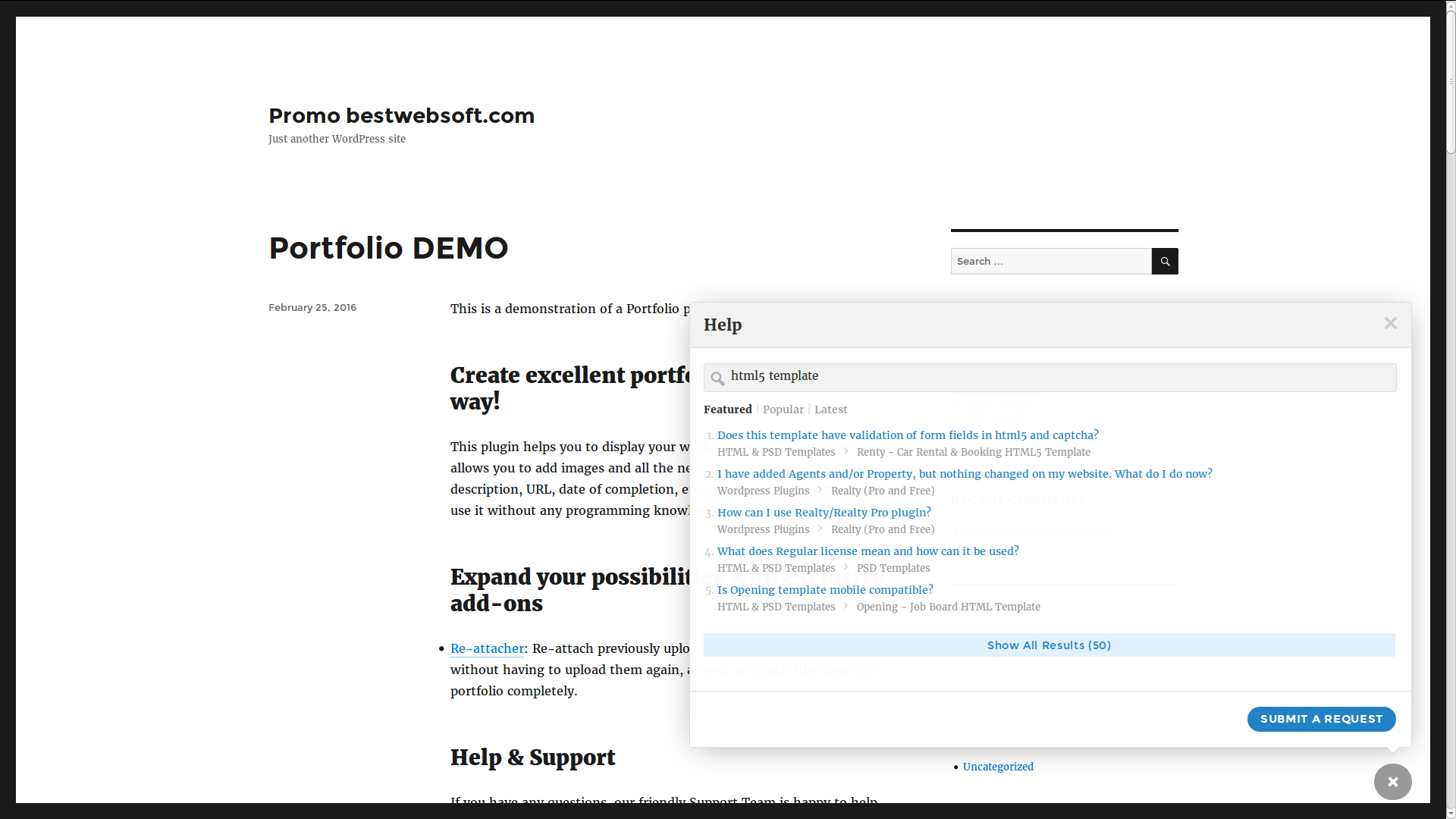 help center screenshot 5