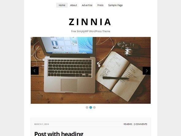 zinnia-theme