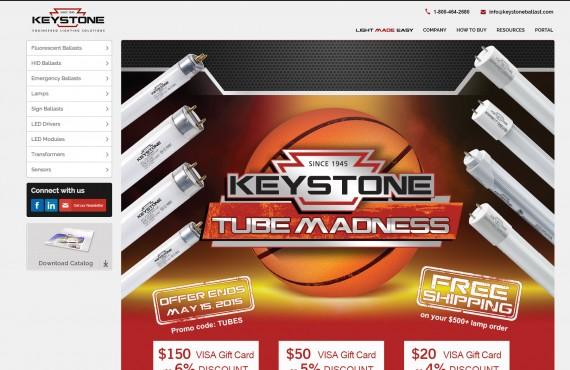 website landing pages screenshot 3