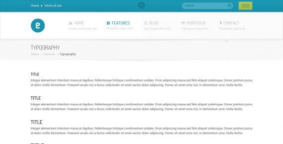 nameless – creative agency html template screenshot 11