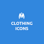 wear icons – clothing vector pack screenshot 1