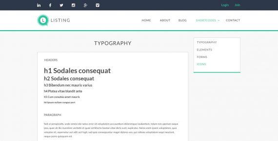 listing – directory psd template screenshot 35