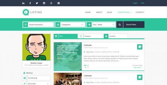 listing – directory psd template screenshot 36