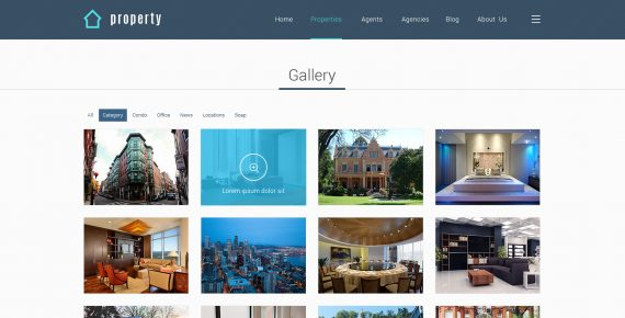 property – real estate psd template screenshot 16