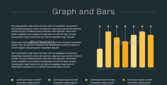 presentation infographic template – vector pack screenshot 4