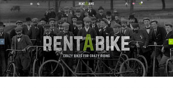 rent a bike – rental & booking psd template screenshot 20