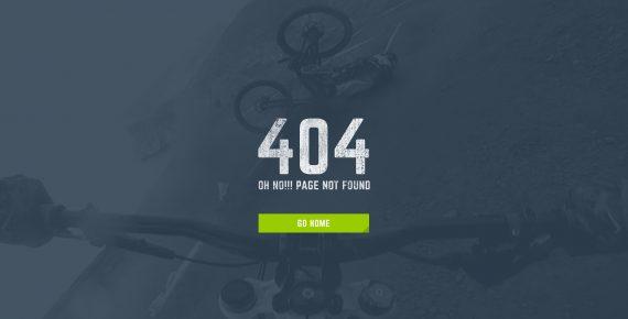 rent a bike – rental & booking psd template screenshot 38