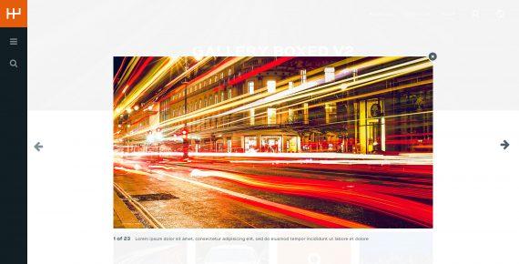 rentify – car rental & booking psd template screenshot 25