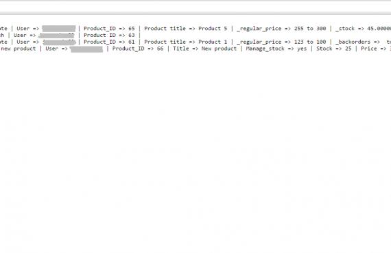 develop custom api inside a woocommerce plugin (php) screenshot 1