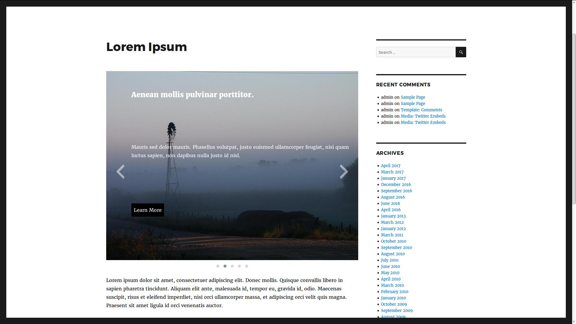 slider screenshot 1