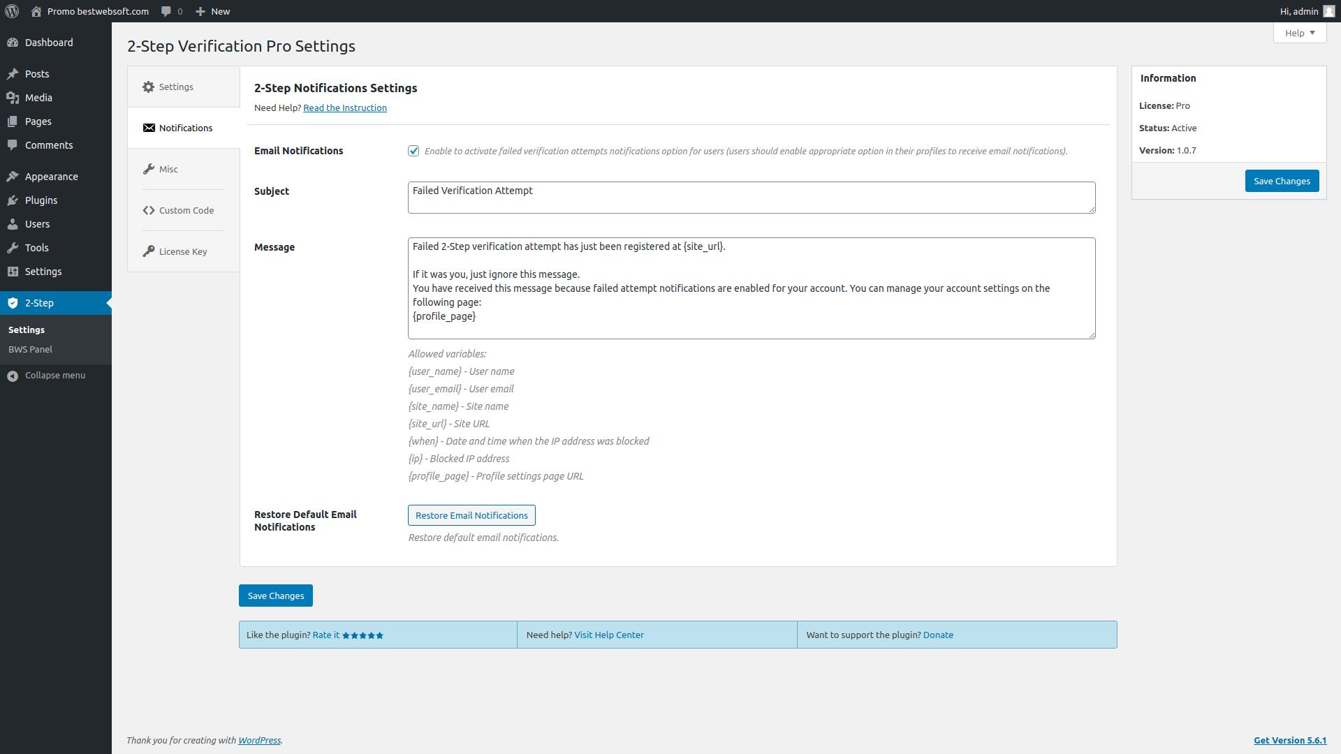 2-step verification screenshot 6