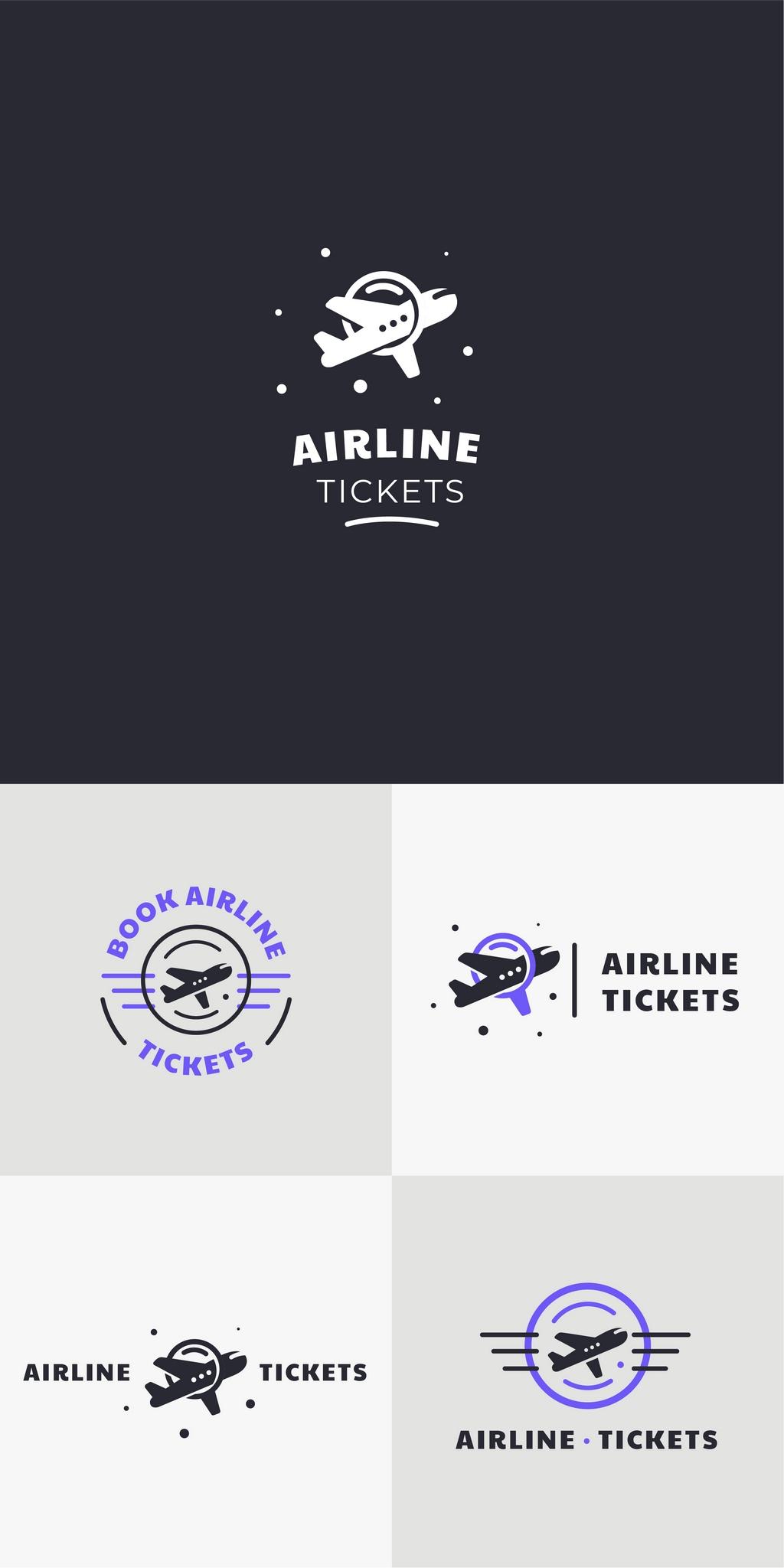 logo & brand identity pack screenshot 4