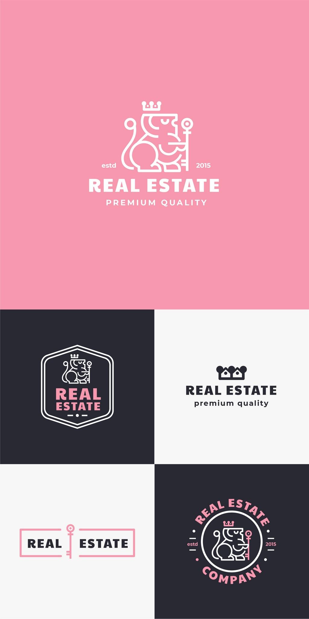logo & brand identity pack screenshot 5