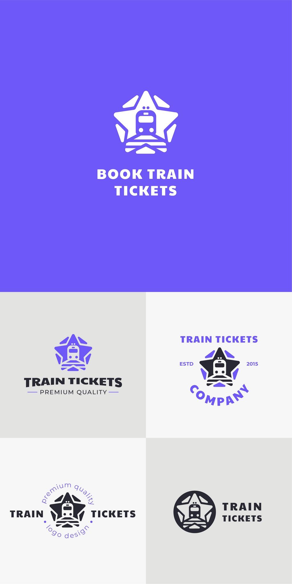logo & brand identity pack screenshot 6