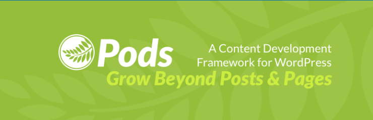 pods-custom-content-types-and-fields-plugin
