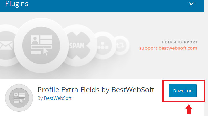 download-profile-extra-field