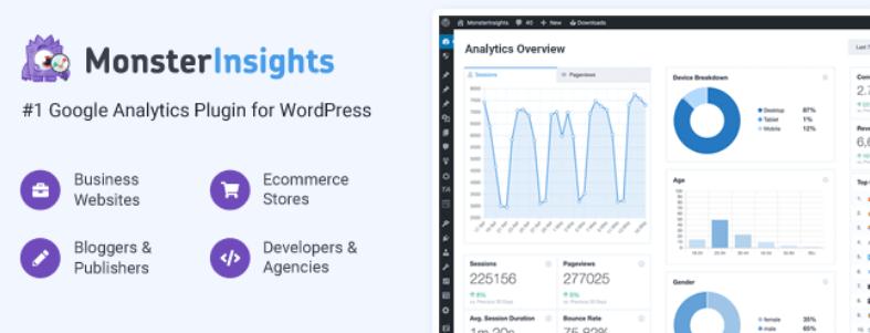 google-analytics-dashboard-plugin-for-wordpress-by-monsterInsights