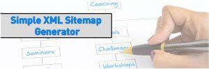 simple-xml-sitemap-generator