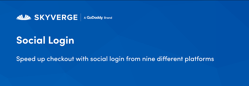 WooCommerce Social Login